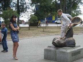 Набережная в Бердянске