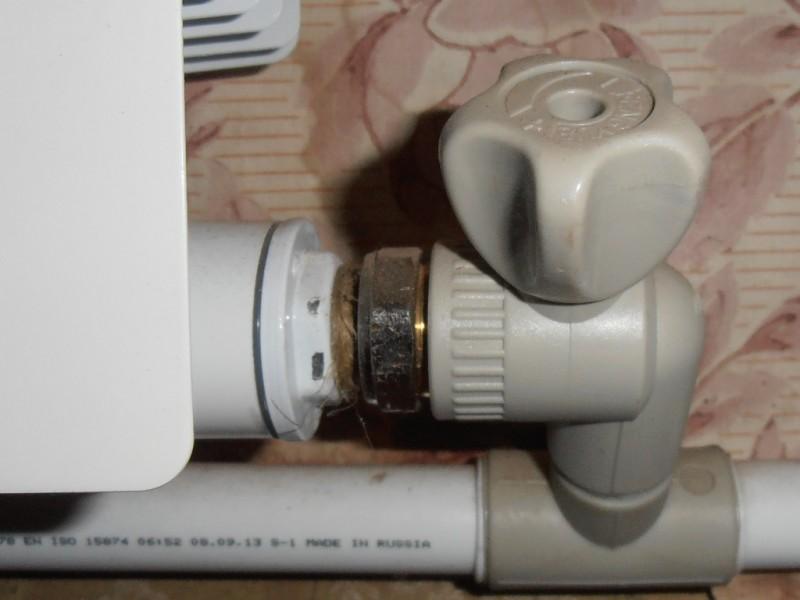 Однотрубная система отопления с термостатическими головками