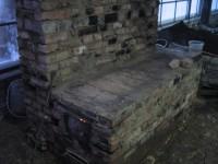 Печка в теплице
