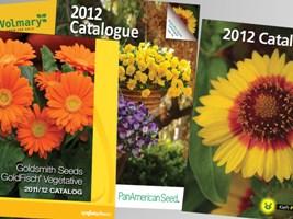 PDF каталоги семян цветов 2012